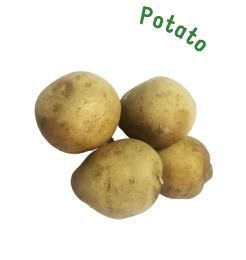 有機ジャガイモ